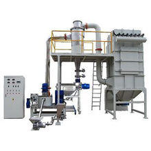 150kg/H Grinding System for Powder Coatings